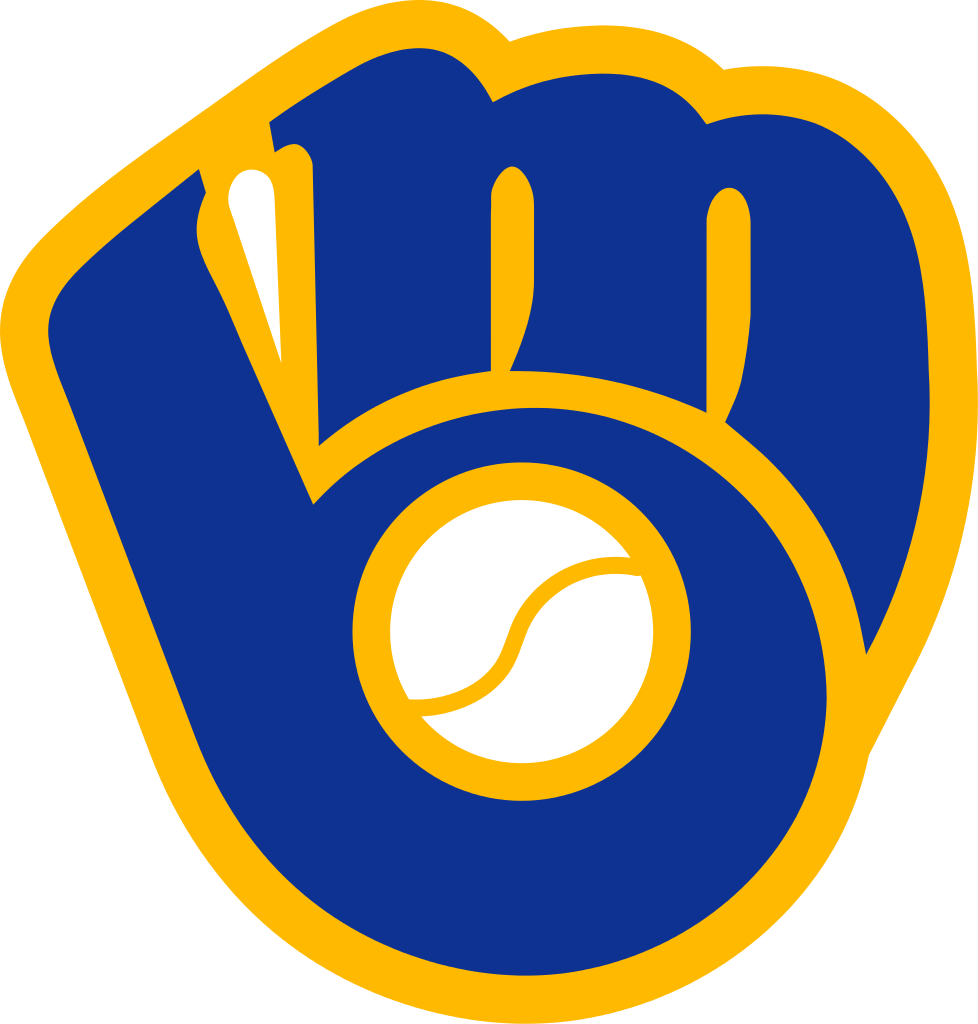 Baseball ripping thru clipart png download Franchise bests/worsts: Milwaukee Brewers - CBSSports.com png download
