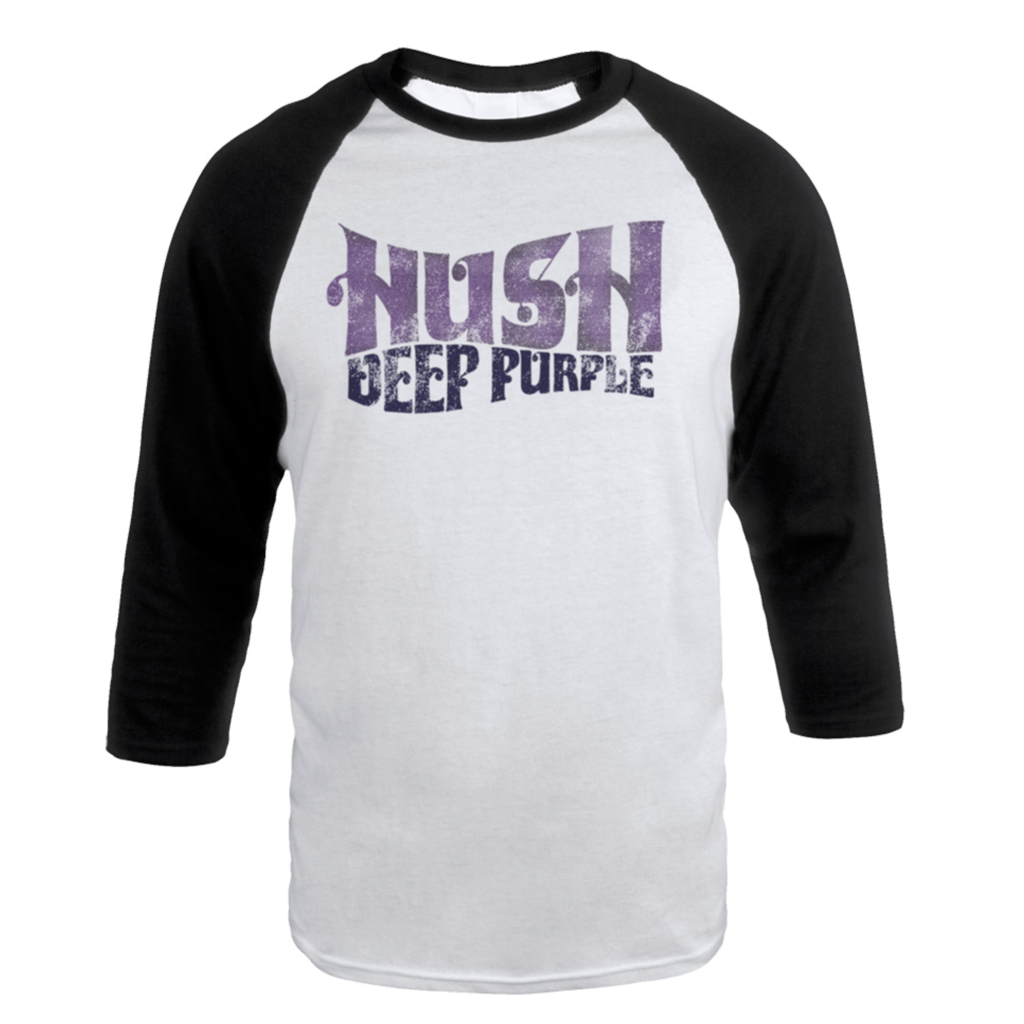 Baseball shirt clipart image library Deep Purple Official Merchandise image library