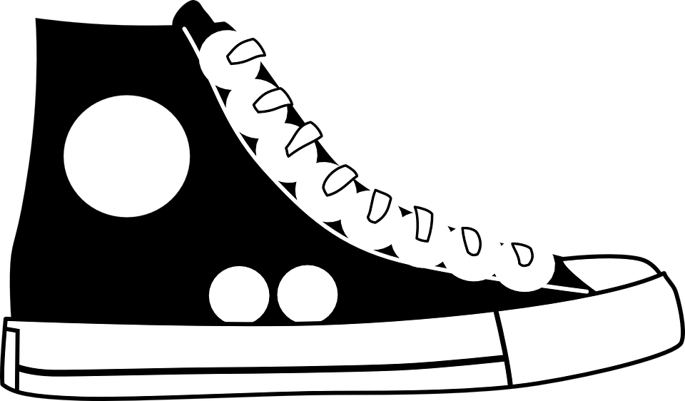 Baseball shoes clipart png library library 40+ Funny-Shoe-Clipart png library library