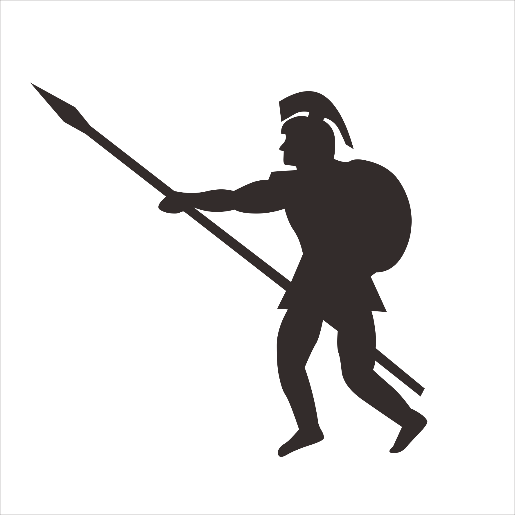 Baseball silhouette clipart png royalty free stock Ancient Rome Soldier Silhouette Clip art - Soldiers 1773*1773 ... png royalty free stock