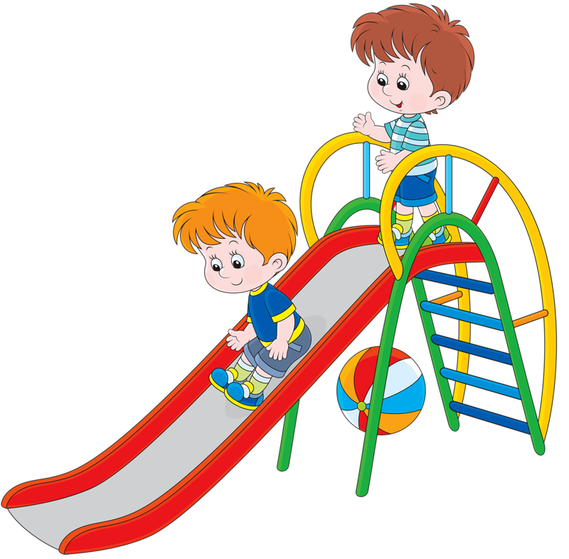 Kids playing on school playground clipart freeuse stock Slide Clipart at GetDrawings.com | Free for personal use Slide ... freeuse stock