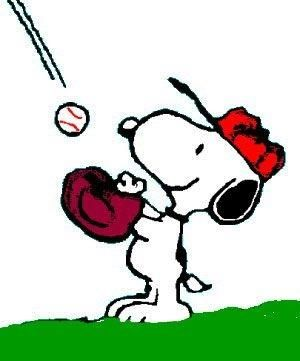 Baseball snoopy clipart svg freeuse download Baseball Snoopy by dorothy | JUST Do iT | Snoopy clip art, Snoopy ... svg freeuse download