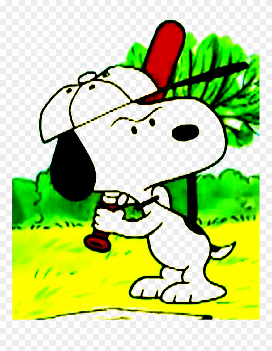 Baseball snoopy clipart vector royalty free Peanuts Cartoon, Peanuts Snoopy, Charlie Brown - Snoopy And Baseball ... vector royalty free