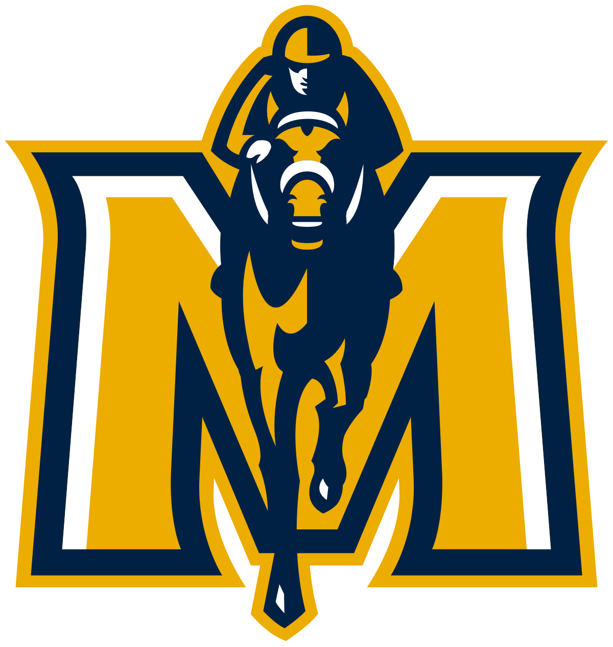 Horse football mascot clipart png Murray State Racers - Wikipedia png
