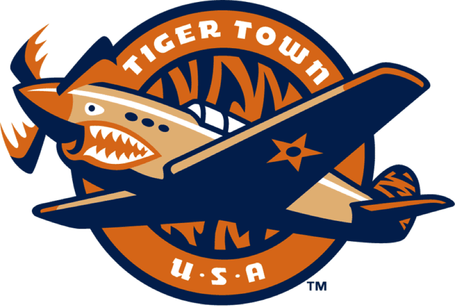 Baseball stands clipart banner stock Lakeland Flying Tigers: The Aviation Community's Team banner stock