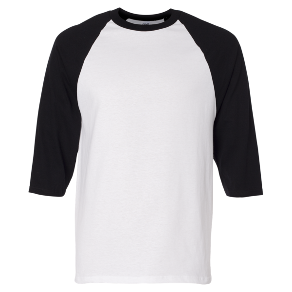 Baseball tee clipart jpg ¾ Sleeve Raglan Baseball T-Shirt - Custom T Shirts Printing   DLV ... jpg
