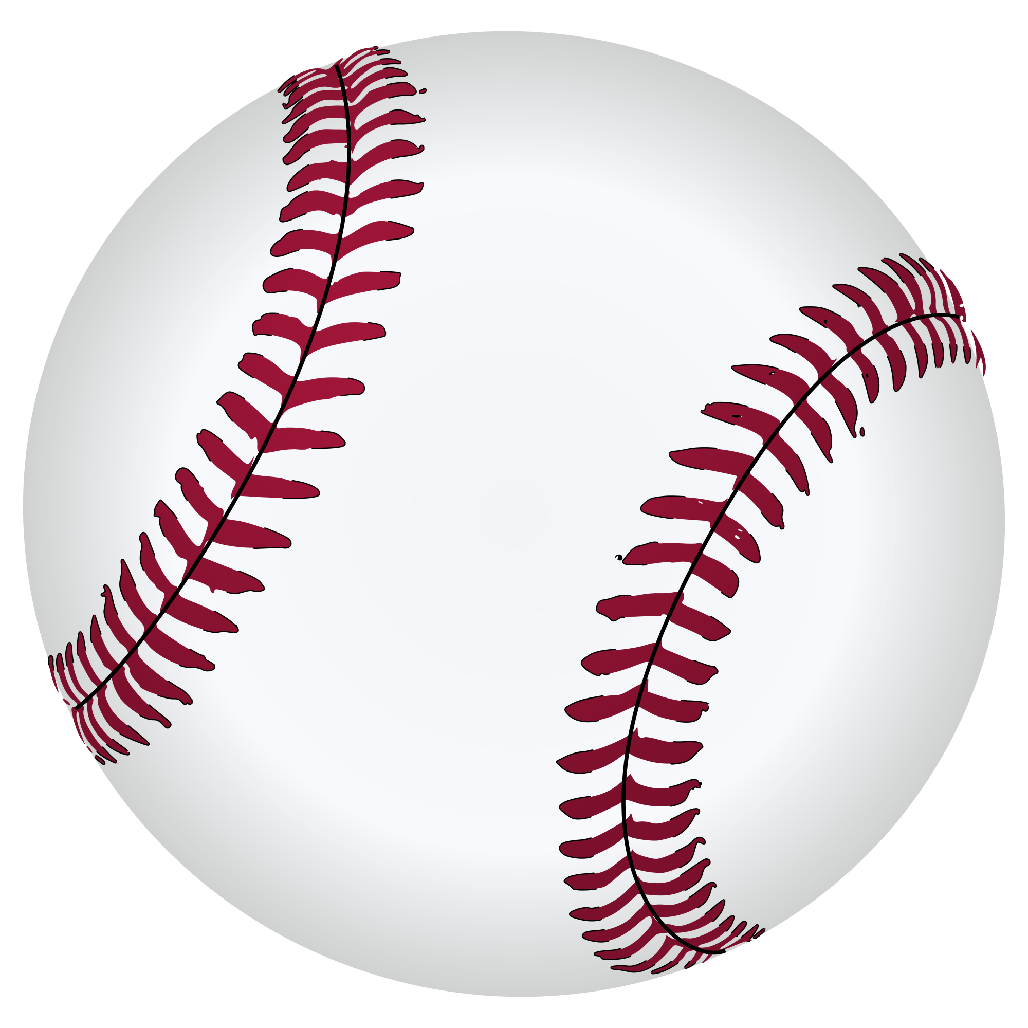 Baseball thread clipart png transparent download Baseball Seams Clip Art png transparent download