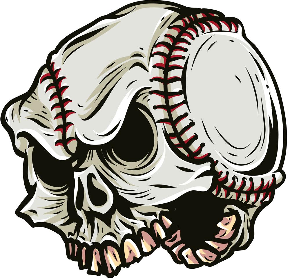 Baseball tshirt clipart svg freeuse T-shirt Baseball bat Zazzle - Baseball Skull Photos 1000*958 ... svg freeuse