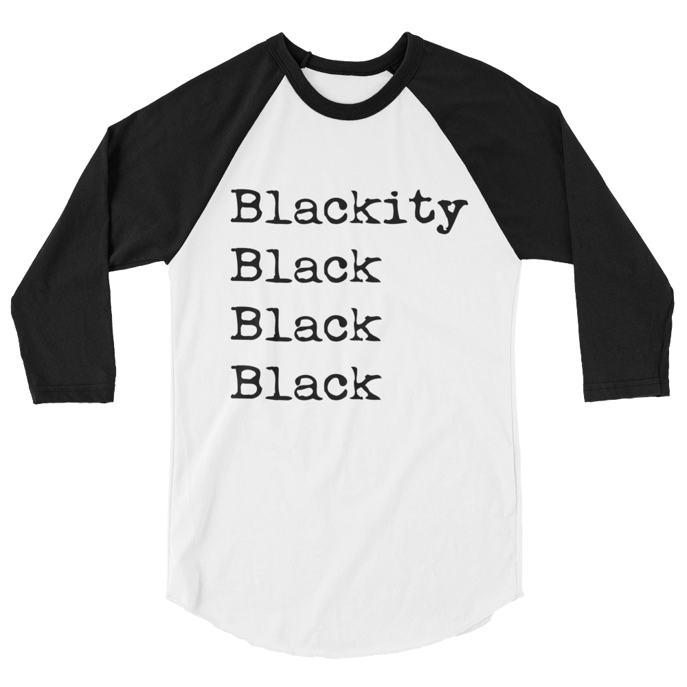 Baseball tshirt clipart clip free Blackity Baseball T-Shirt – Heritage1519 clip free