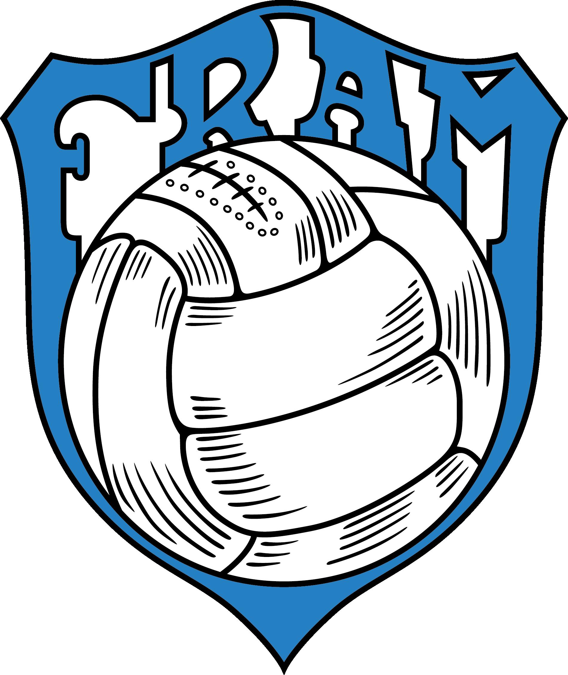 Baseball underline clipart black and white picture royalty free library Fram Reykjavik | Football Logo | Pinterest picture royalty free library