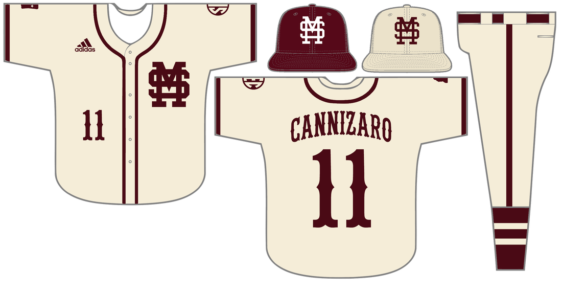 Baseball uniform clipart jpg royalty free stock Baseball: Master Plan (2017 Concept) - Hail State Unis jpg royalty free stock