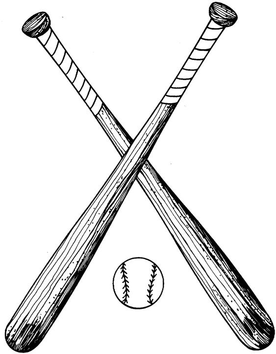 Baseball with bats crossed clipart picture royalty free library Free Crossed Baseball Bats Clipart, Download Free Clip Art, Free ... picture royalty free library
