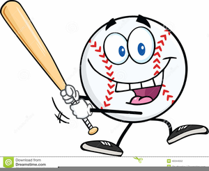 Baseball with face clipart clipart freeuse stock Smiley Face Baseball Clipart | Free Images at Clker.com - vector ... clipart freeuse stock