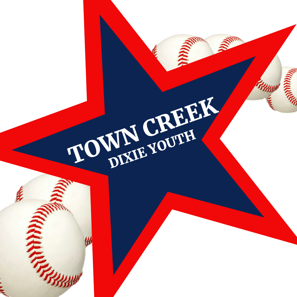 Baseball with ponytail clipart. Town creek dixie youth