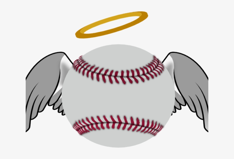 Baseball with wings logo clipart svg free Wings Clipart Baseball - Baseball Clipart - Free Transparent PNG ... svg free