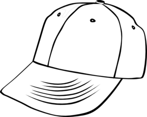Basecap clipart banner royalty free download Baseball Cap Clip Art at Clker.com - vector clip art online, royalty ... banner royalty free download