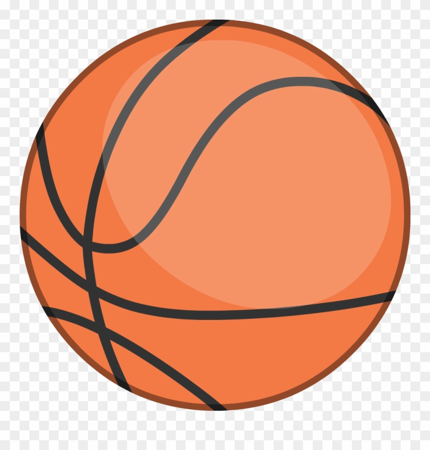 Basektball clipart png A Boring Basketball Body - Bfb Orange Basketball Clipart (#1671282 ... png
