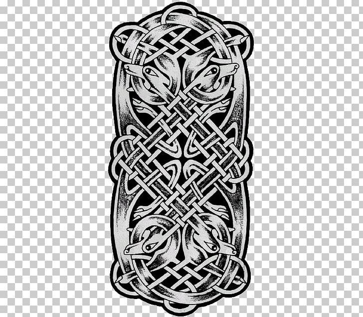 Basic celtic pattern tattoo black and white clipart vector library stock Celtic Knot Celts Art Tattoo PNG, Clipart, Art, Black And White ... vector library stock