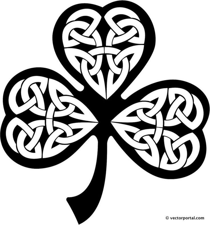 Basic celtic pattern tattoo black and white clipart clip art black and white Celtic Knot Celtic Knot Tattoo Designs - Clip Art Library clip art black and white