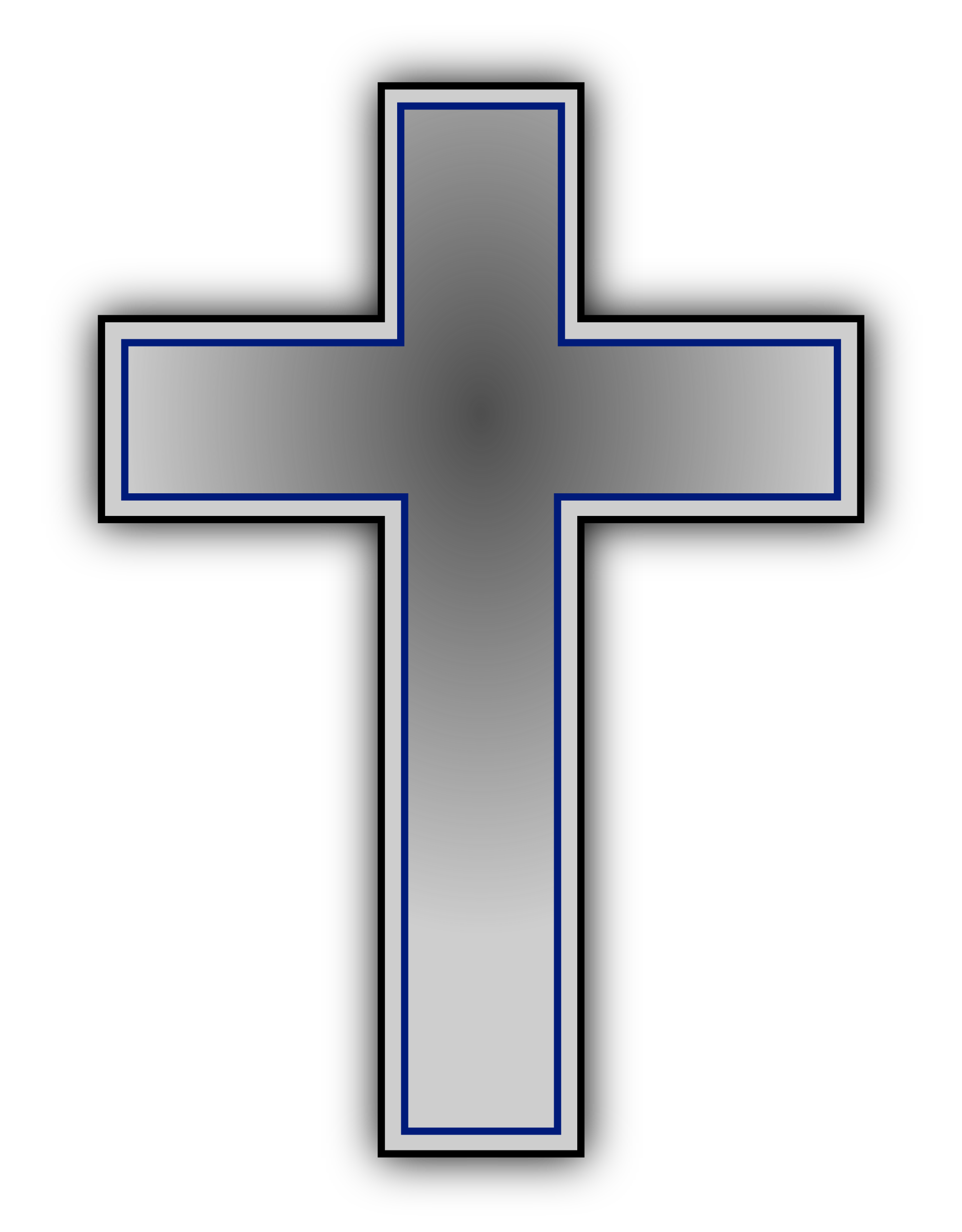 Silver cross clipart clipart royalty free download Clipart - Cross II clipart royalty free download