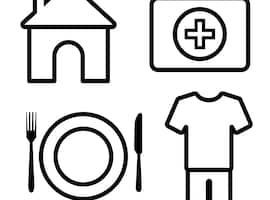 Basic needs of man clipart svg freeuse library Basic needs of humans clipart 9 » Clipart Portal svg freeuse library