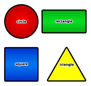 Basic shapes clipart free svg transparent library Basic Shapes Clipart - Free Clipart | Homeschool | Educational ... svg transparent library