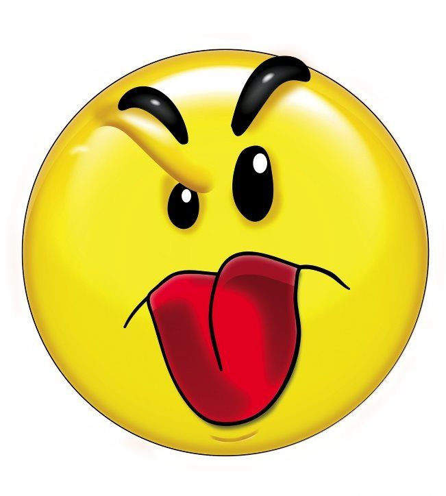 Basic smile face with tongue out clipart free free download Smile Face With Tongue | Free download best Smile Face With Tongue ... free download