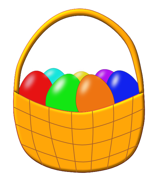 Basket clipart easter banner download Free to Use & Public Domain Easter Baskets Clip Art banner download