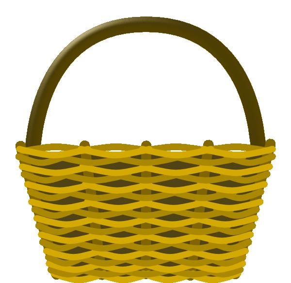 Basket clipart free svg freeuse Free Baskets Cliparts, Download Free Clip Art, Free Clip Art on ... svg freeuse