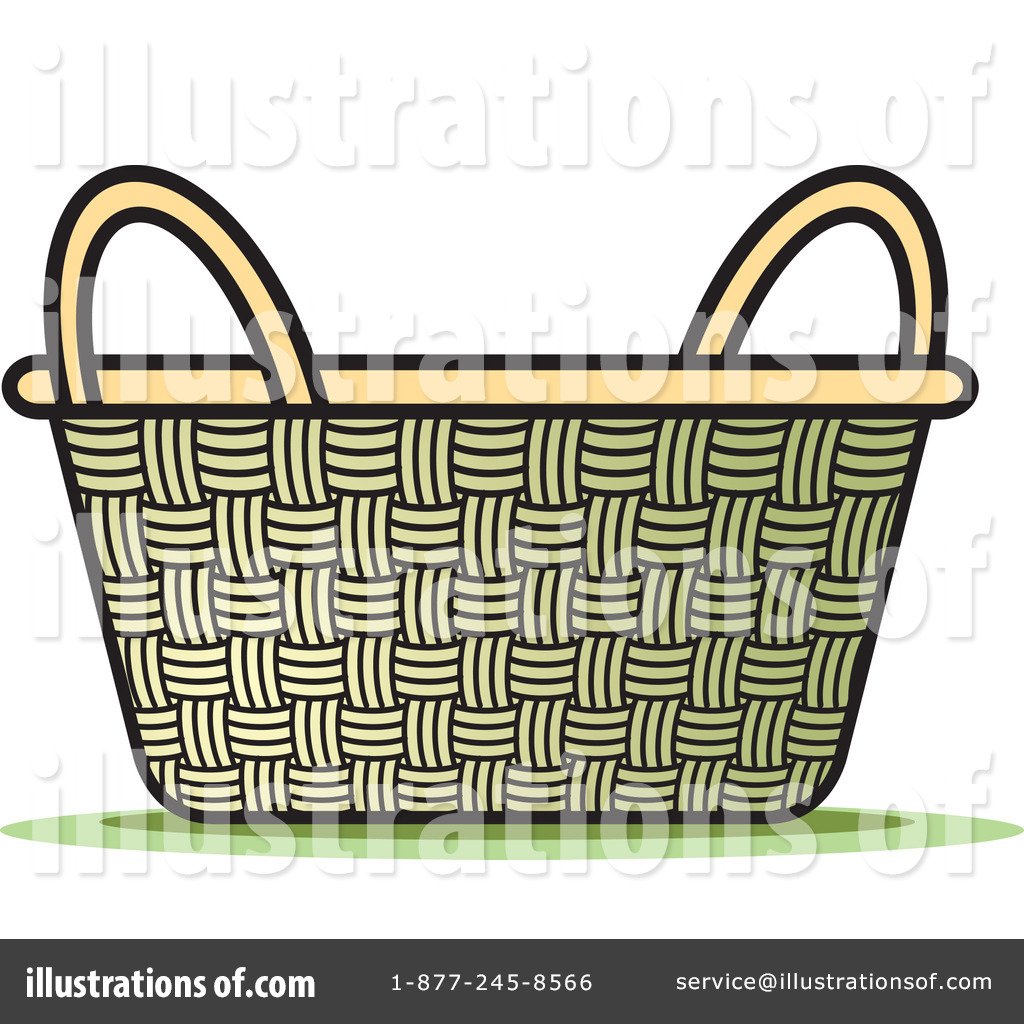 Basket clipart free clipart free Basket Clipart #217599 - Illustration by Lal Perera clipart free