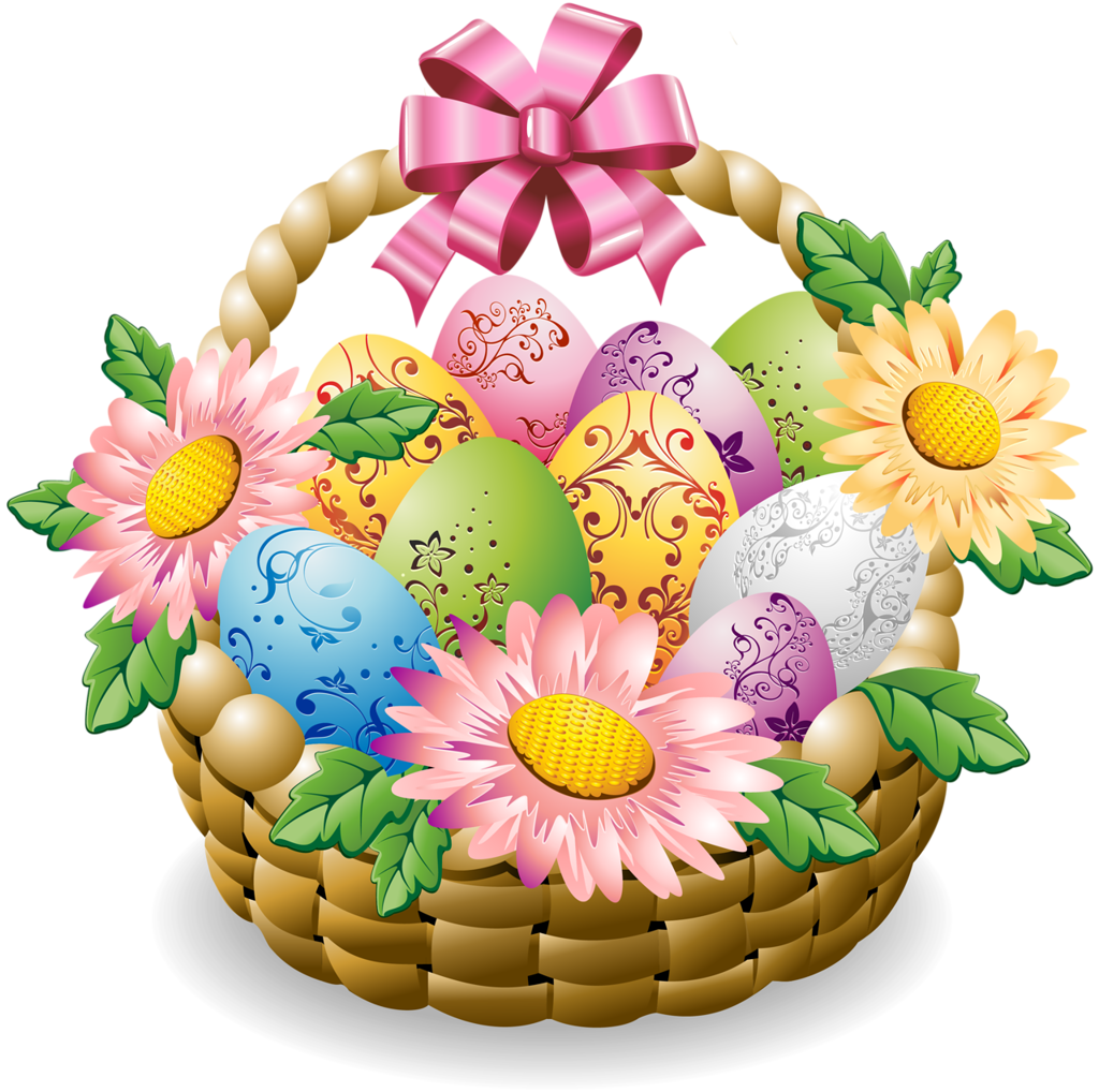 Basket clipart with money. Country easter free for