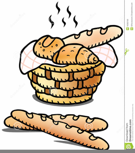 Basket full of bread clipart vector library Bread Basket Clipart | Free Images at Clker.com - vector clip art ... vector library