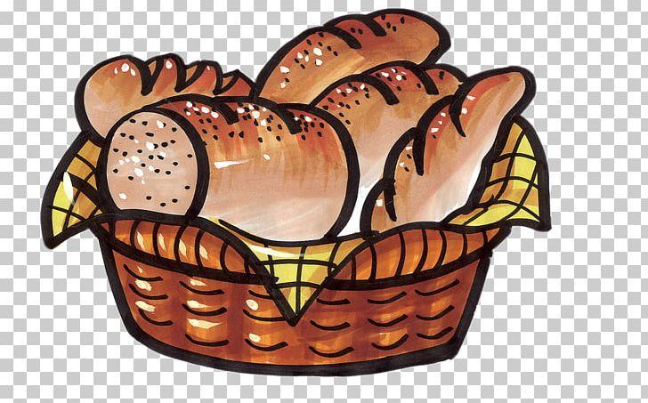 Basket full of bread clipart vector Breakfast Croissant White Bread Rye Bread PNG, Clipart, Basket ... vector