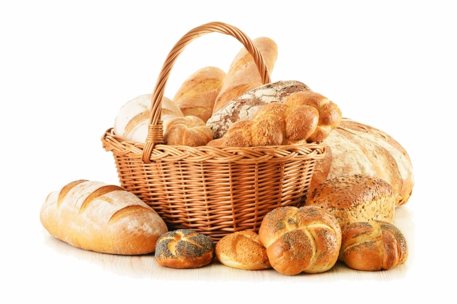 Basket full of bread clipart clip free stock Ct-bakery - Basket Of Bread Png Free PNG Images & Clipart Download ... clip free stock