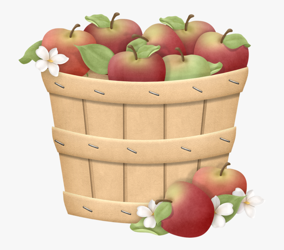 Basket of apples clipart png graphic freeuse Basket 2 - Barrel Of Apples Clipart #2182 - Free Cliparts on ClipartWiki graphic freeuse