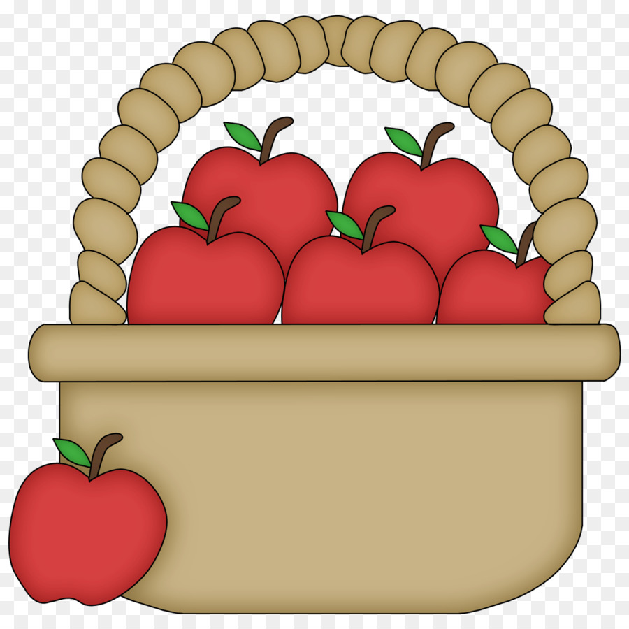 Basket of apples clipart png clip art royalty free library Love Background Heart png download - 1200*1200 - Free Transparent ... clip art royalty free library