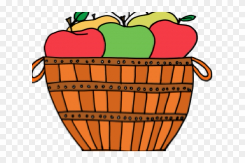 Basket of apples clipart png black and white stock Apple Basket Cliparts - Apple In The Basket, HD Png Download ... black and white stock