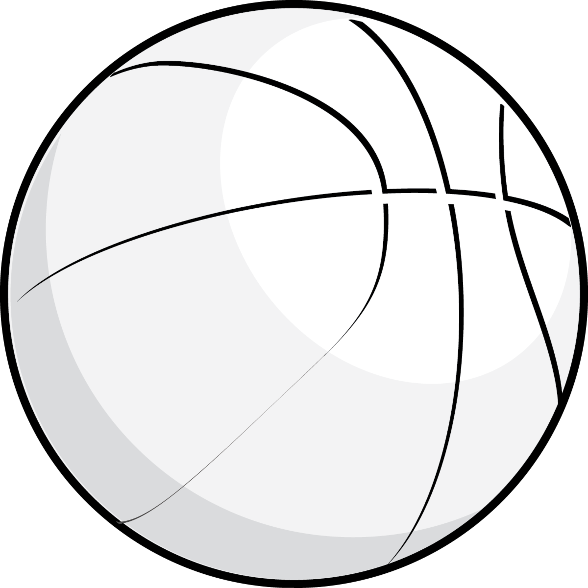 Basketball abstract net clipart black and white clip art black and white Black And White Basketball Clipart | Free download best Black And ... clip art black and white