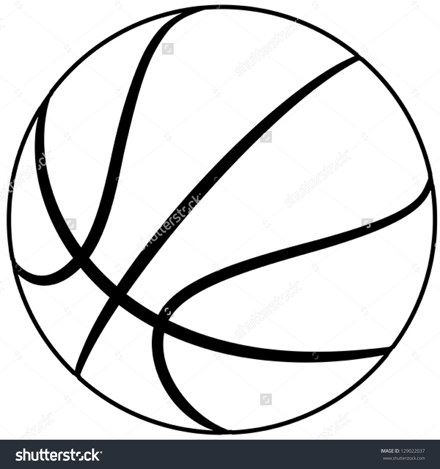 Basketball abstract net clipart black and white banner transparent download Black And White Clipart Basketball | Free download best Black And ... banner transparent download