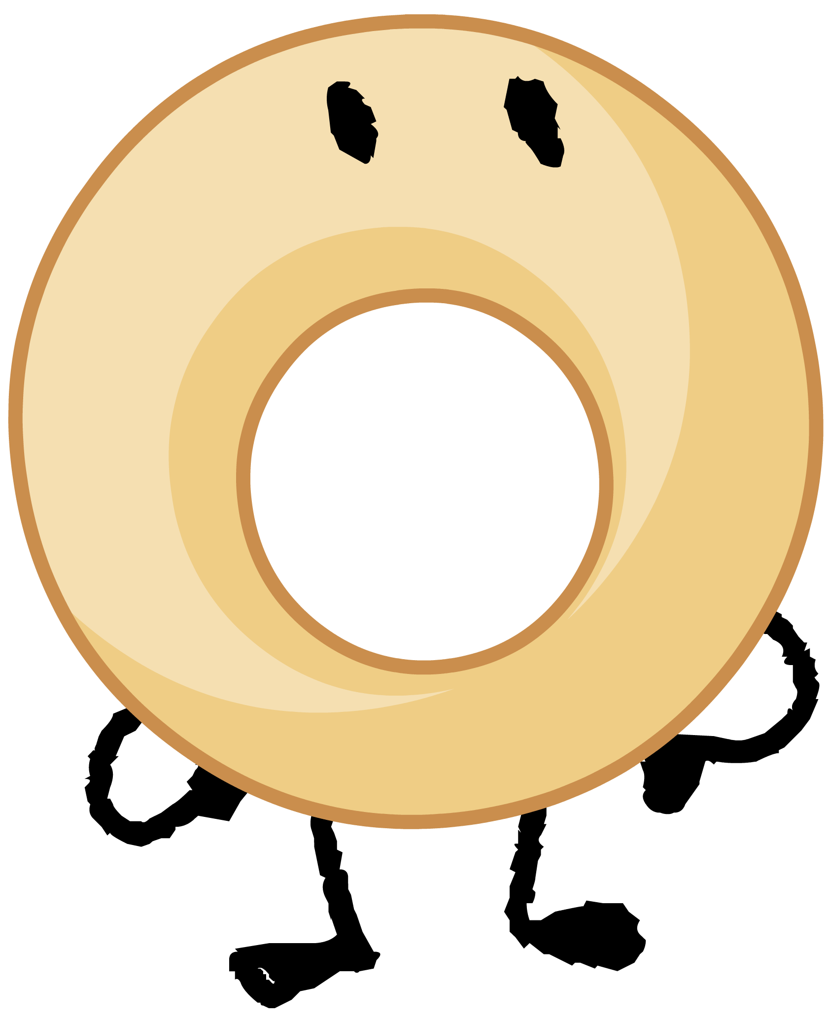 Basketball and donuts clipart jpg free library Image - Donut intro 2.png | Battle for Dream Island Wiki | FANDOM ... jpg free library