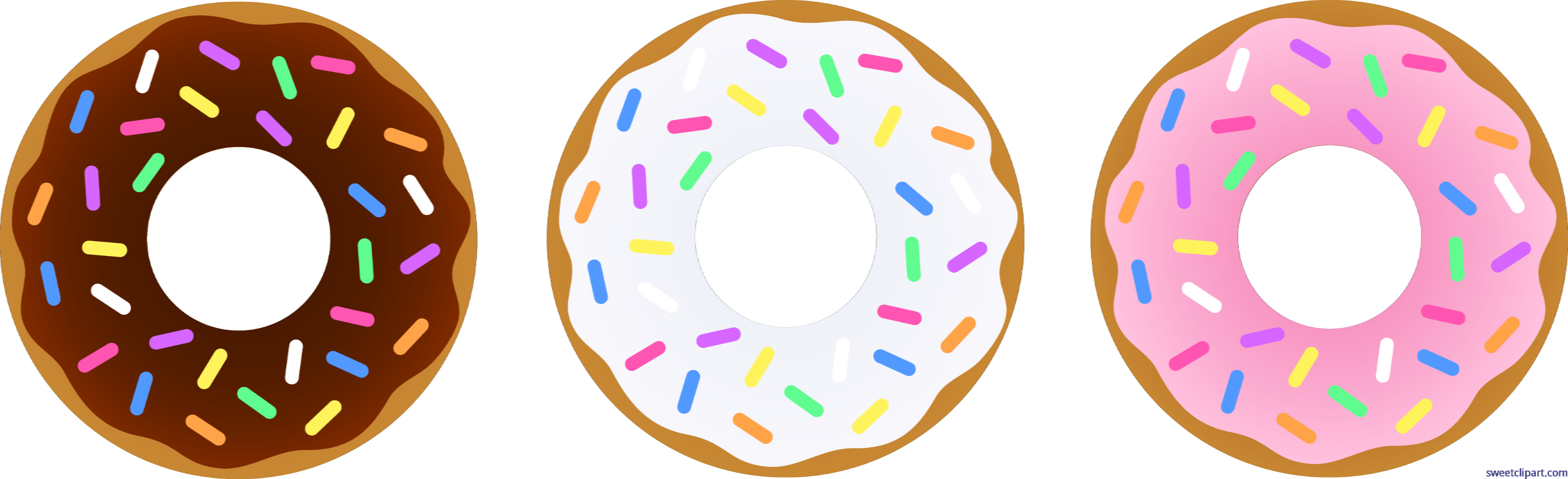 Basketball and donuts clipart clip free stock Donut Clipart | jokingart.com clip free stock