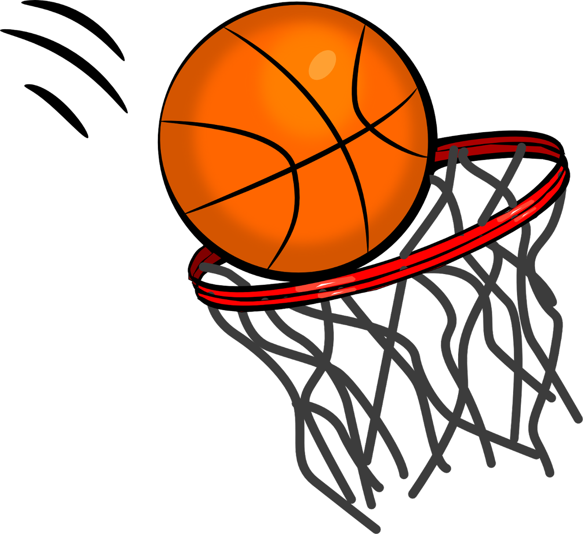 Basketball going in hoop clipart png freeuse library Nicholas Sheran Sch. on Twitter: