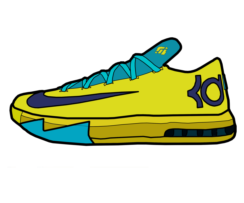 Nba basketball shoes clipart png freeuse Nike Shoe Drawing at GetDrawings.com | Free for personal use Nike ... png freeuse