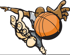 Basketball animated cliparts jpg royalty free stock Animated Basketball Players Clipart | Free Images at Clker.com ... jpg royalty free stock