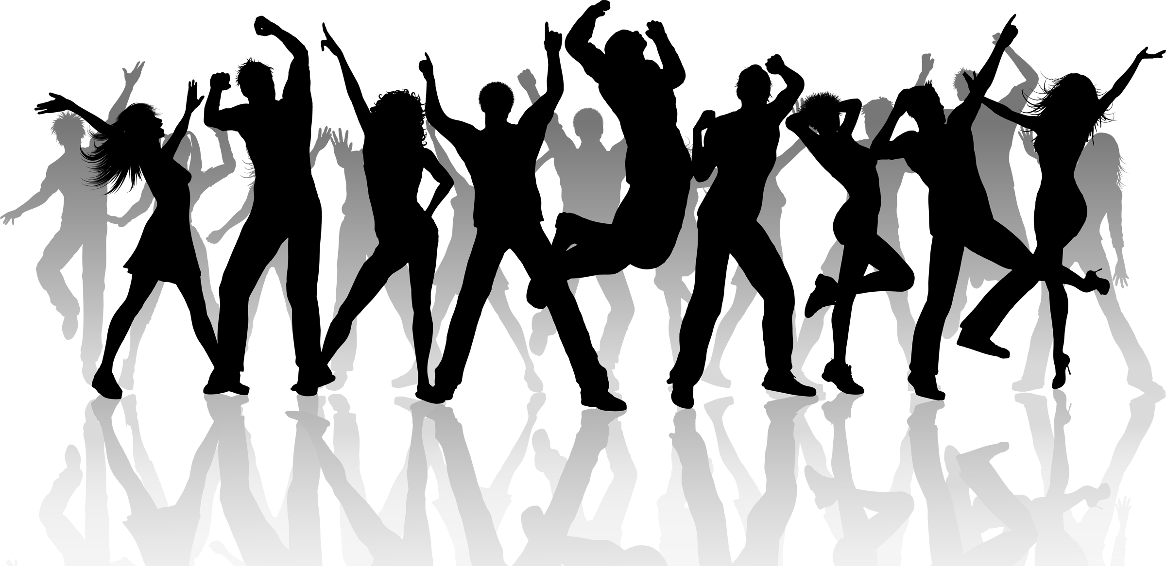Basketball audience clipart clip art freeuse download People Dancing - Cliparts.co   Clara's pic board   Pinterest ... clip art freeuse download