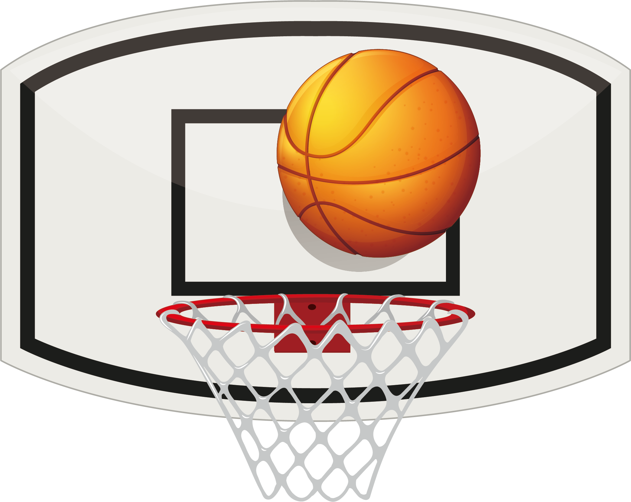 Basketball backboard breaking clipart graphic freeuse stock Basketball Backboard Stock photography - Basketball Basketball 2087 ... graphic freeuse stock