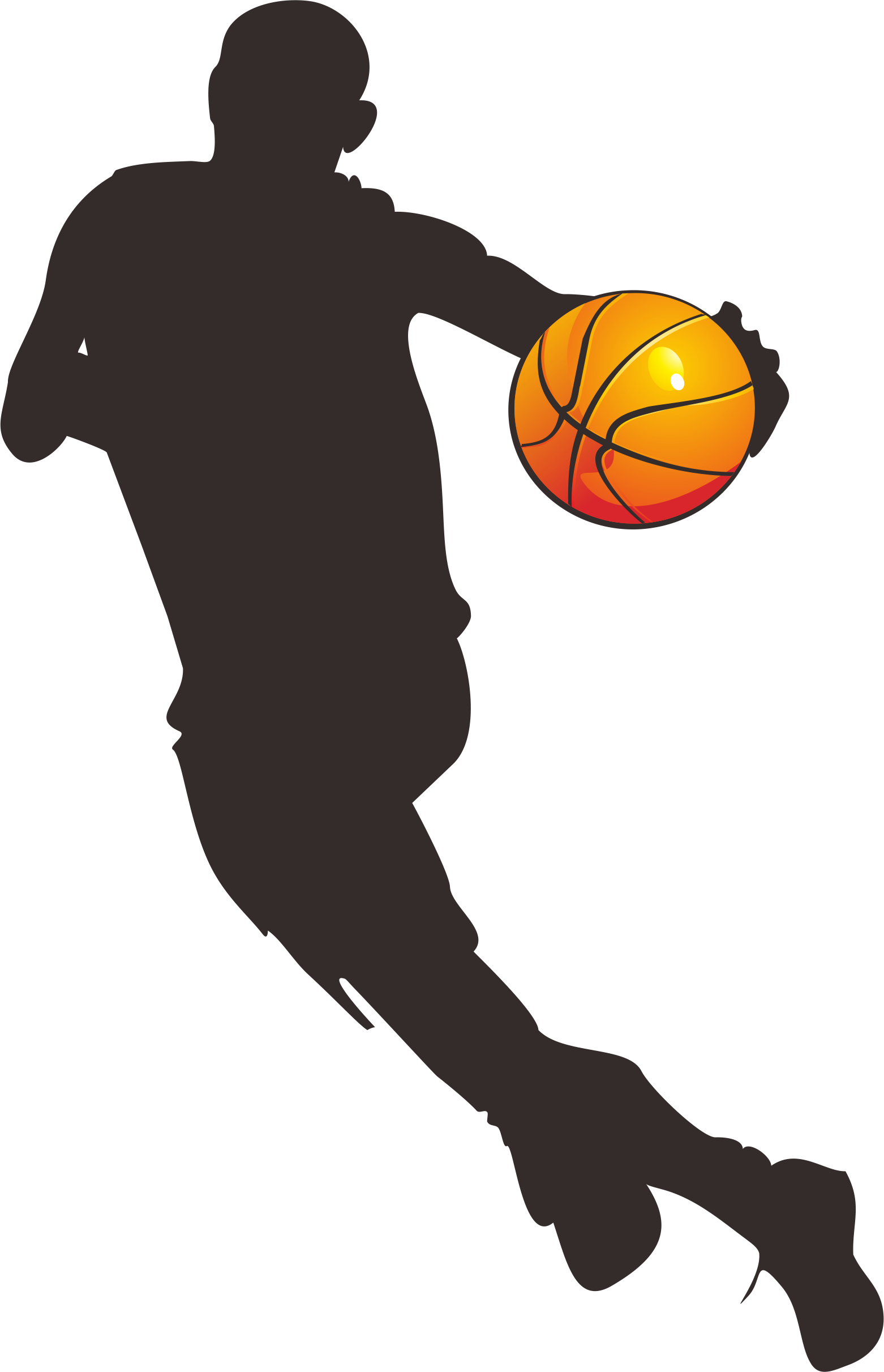 Basketball ball over court clipart. Backboard clip art transprent
