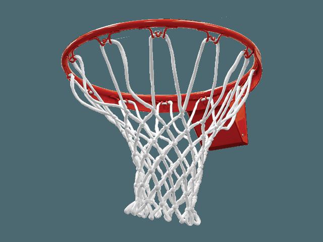 Cut basketball net clipart