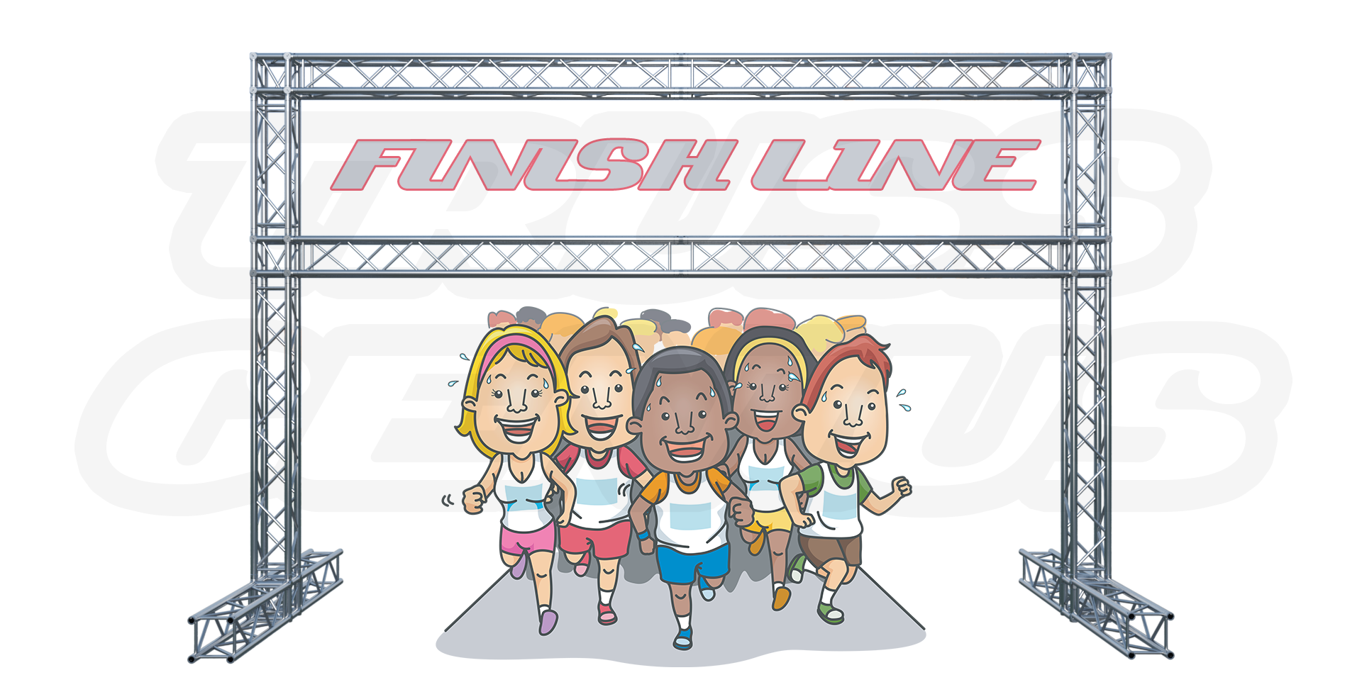 Football field lines clipart graphic freeuse library Image result for running obstacle course, clipart | RUNNING THE RACE ... graphic freeuse library