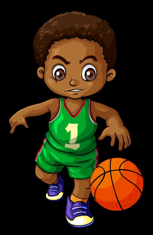 Basketball boy clipart png library library Яндекс.Фотки | Arte negra | Pinterest | Clip art, Cartoon images and ... png library library